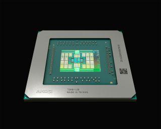AMD Radeon Pro W5700X