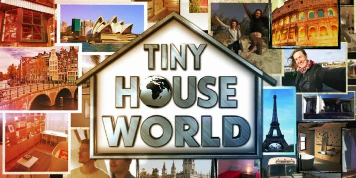 Tiny House World Logo