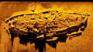 Civil War Shipwreck