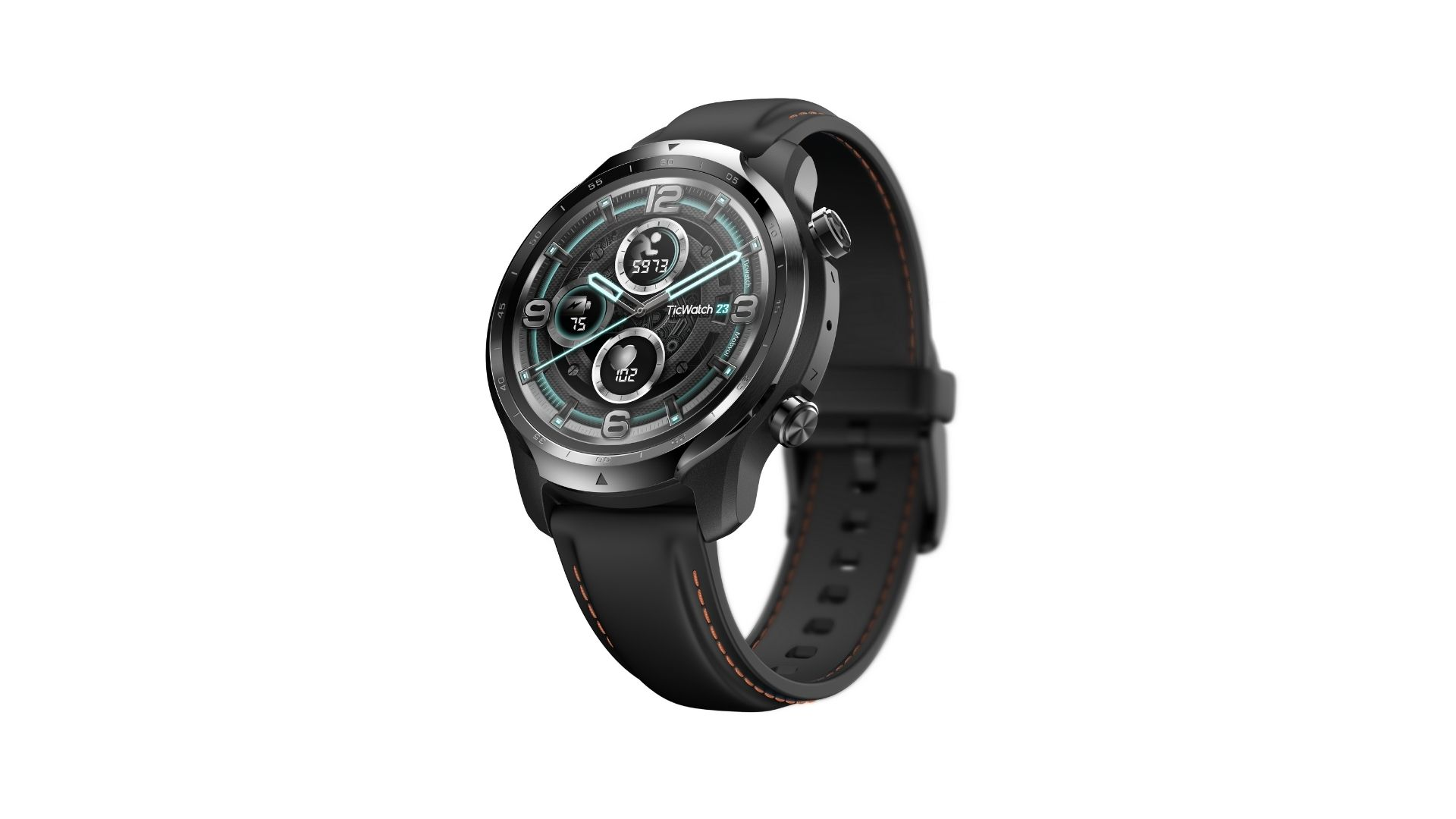 TicWatch Pro 3 GPS smartwatch with Snapdragon Wear 4100 launched in India