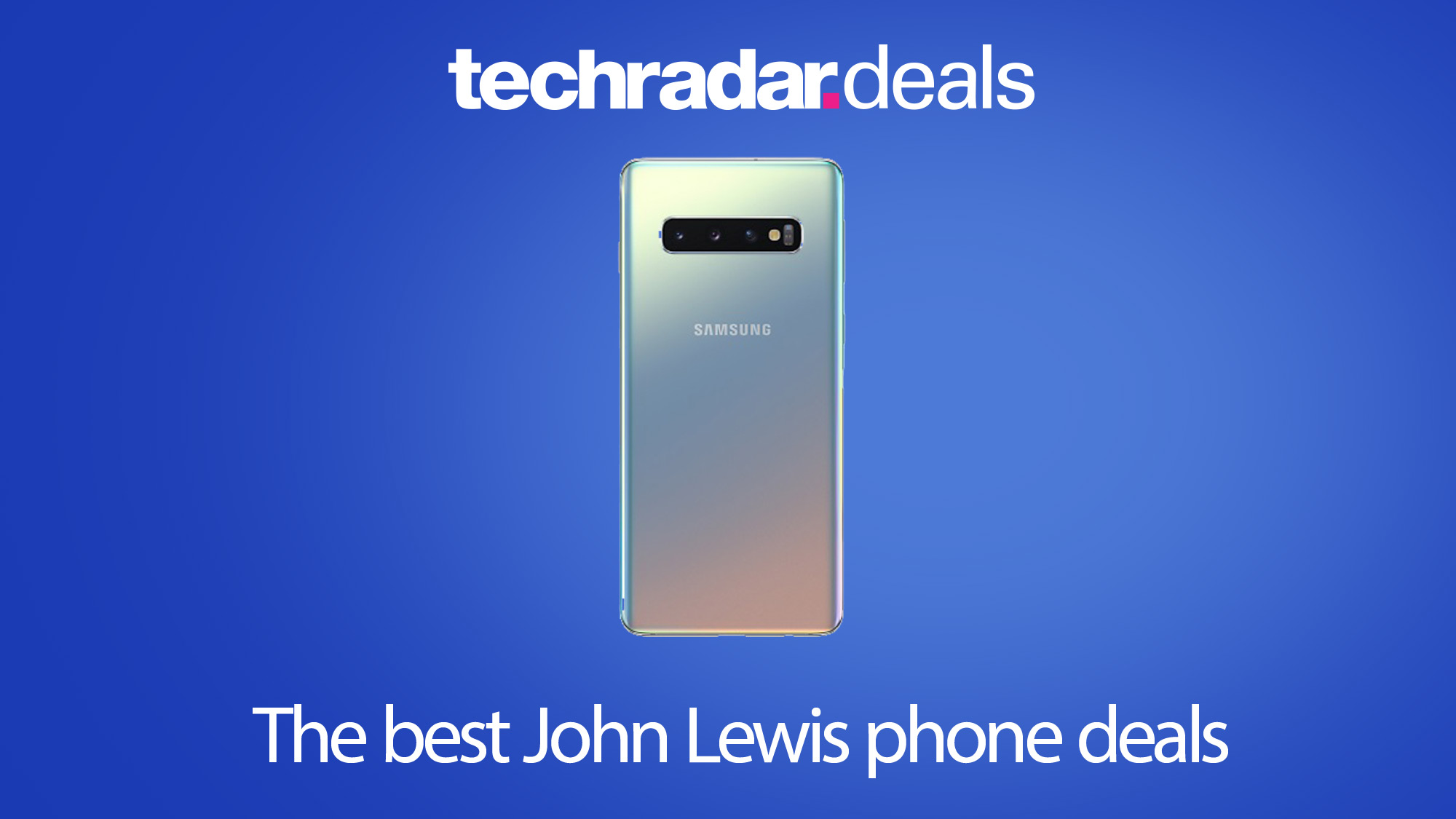 More John Lewis Black Friday Phone Deals Arrive On Google Huawei And More Phones Techradar