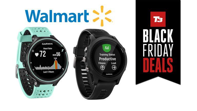 Best Walmart Black Friday Garmin watch deals