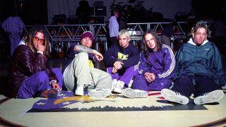 Korn in the '90s