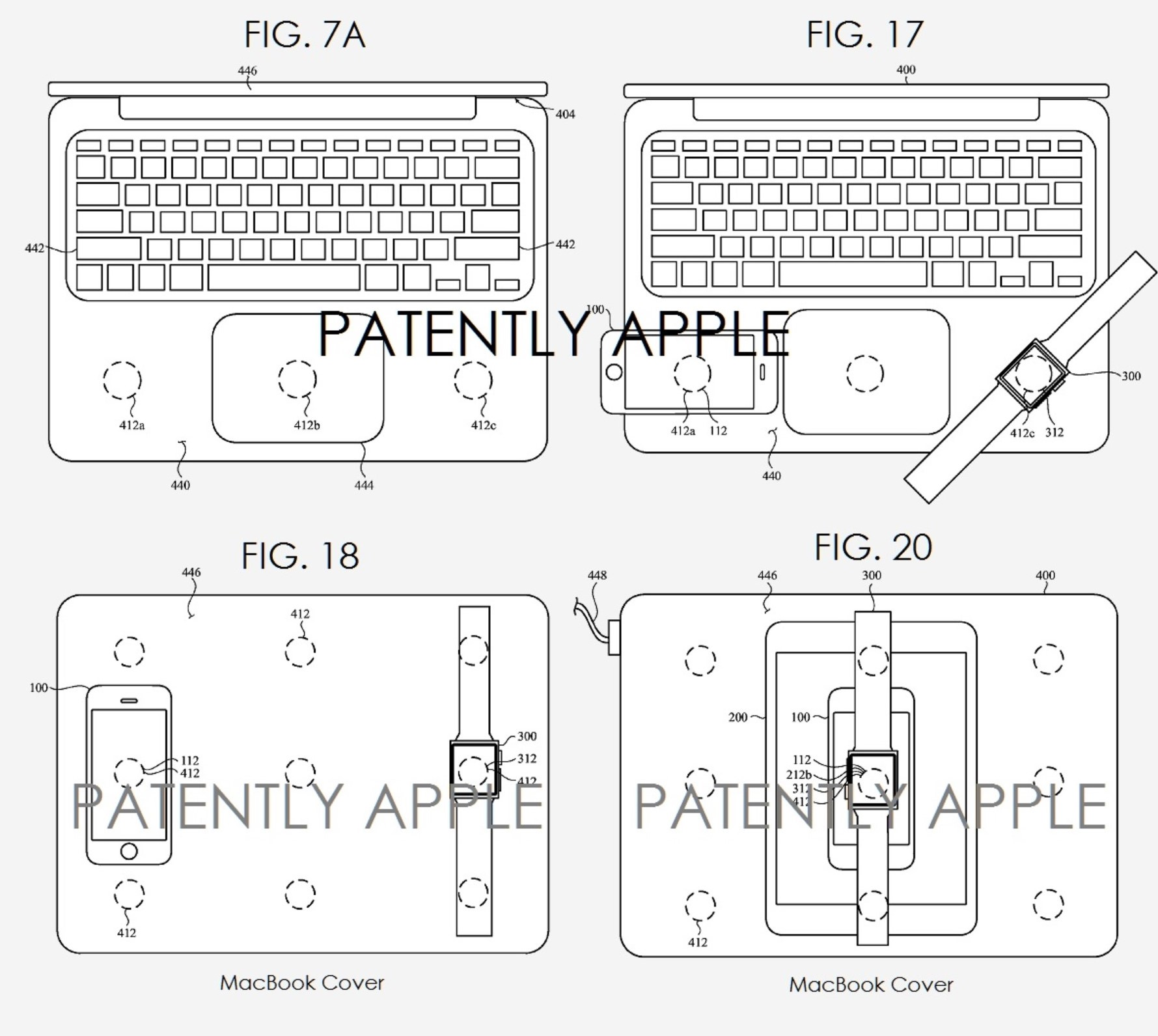 MacBook Pro 16-inch 2021 everything we know: MacBook Pro patent