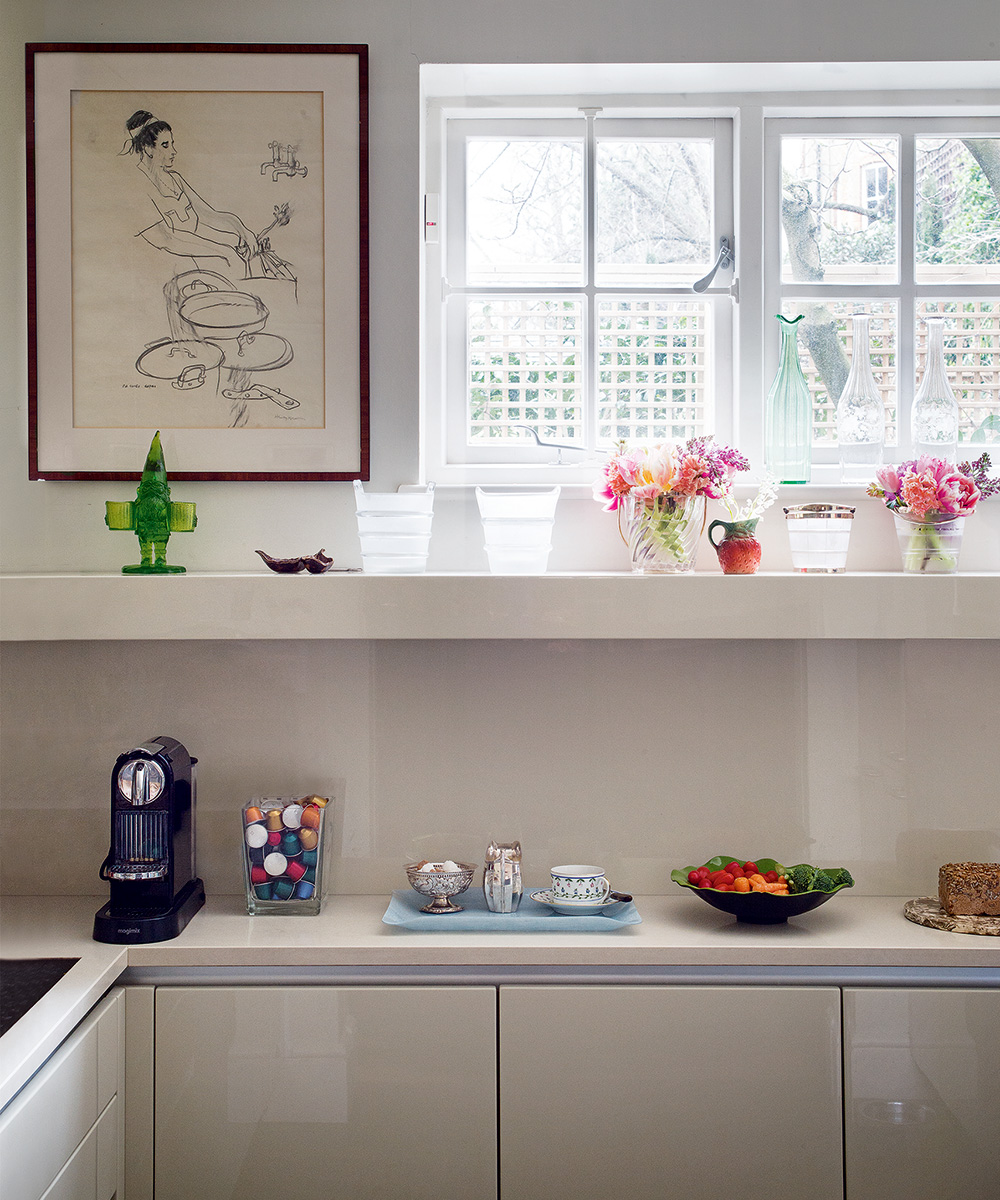 Campbell Kitchen: A London Home With An Eye For Design