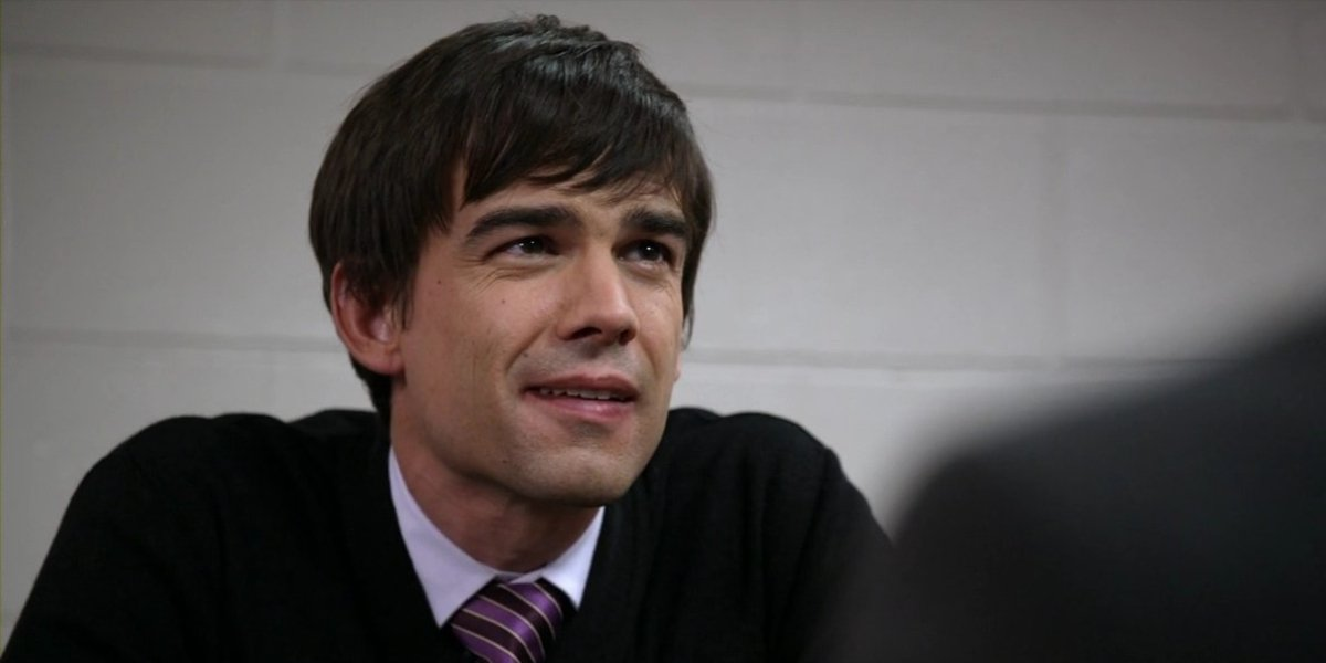 Christopher Gorham on Covert Affairs
