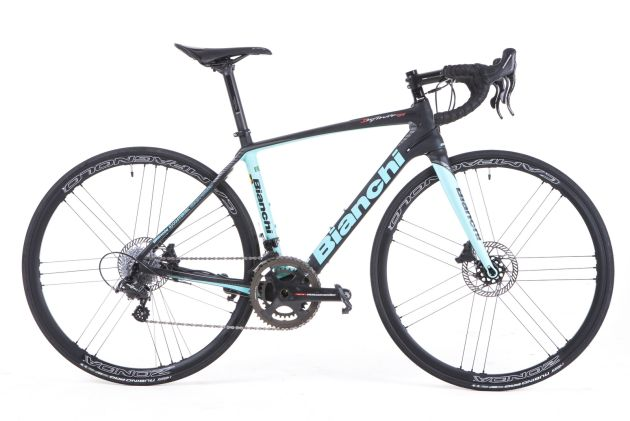 Bianchi Infinito CV Disc review - Cycling Weekly