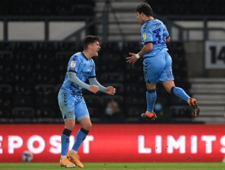Derby County v Coventry City – Sky Bet Championship – Pride Park Stadium