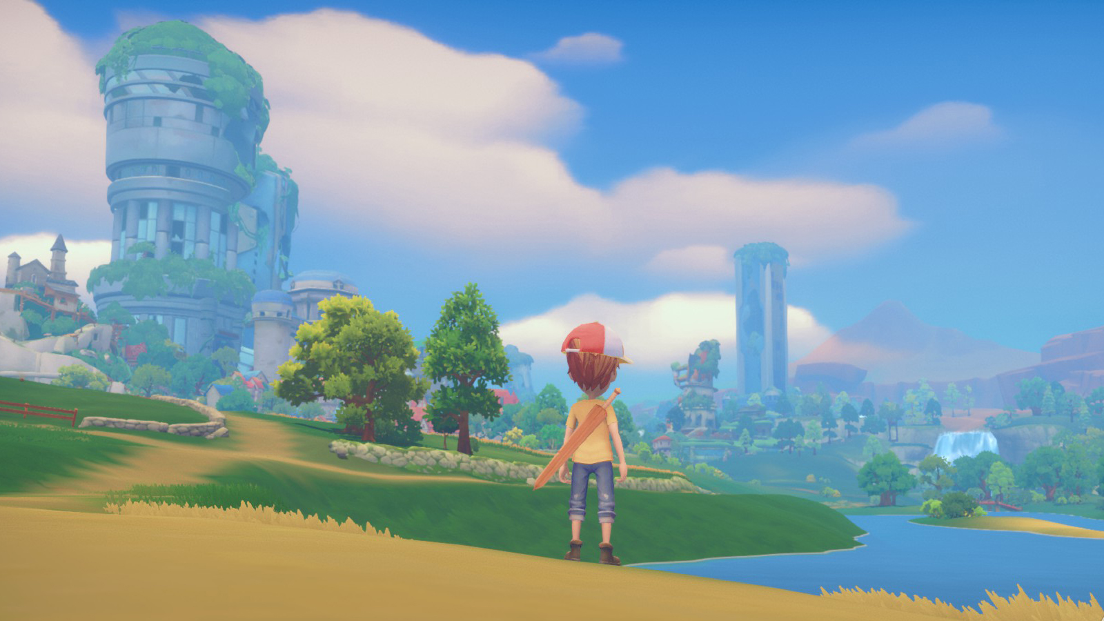 7 Things I Wish I Knew Before Playing My Time In Portia Pc Gamer