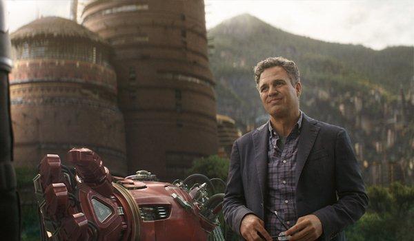 Mark Ruffalo Hulk Bruce Banner Avengers Infinity War