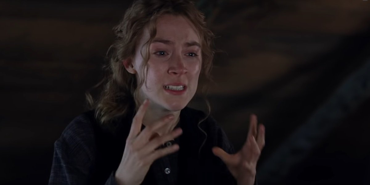 Saoirse Ronan in Little Women