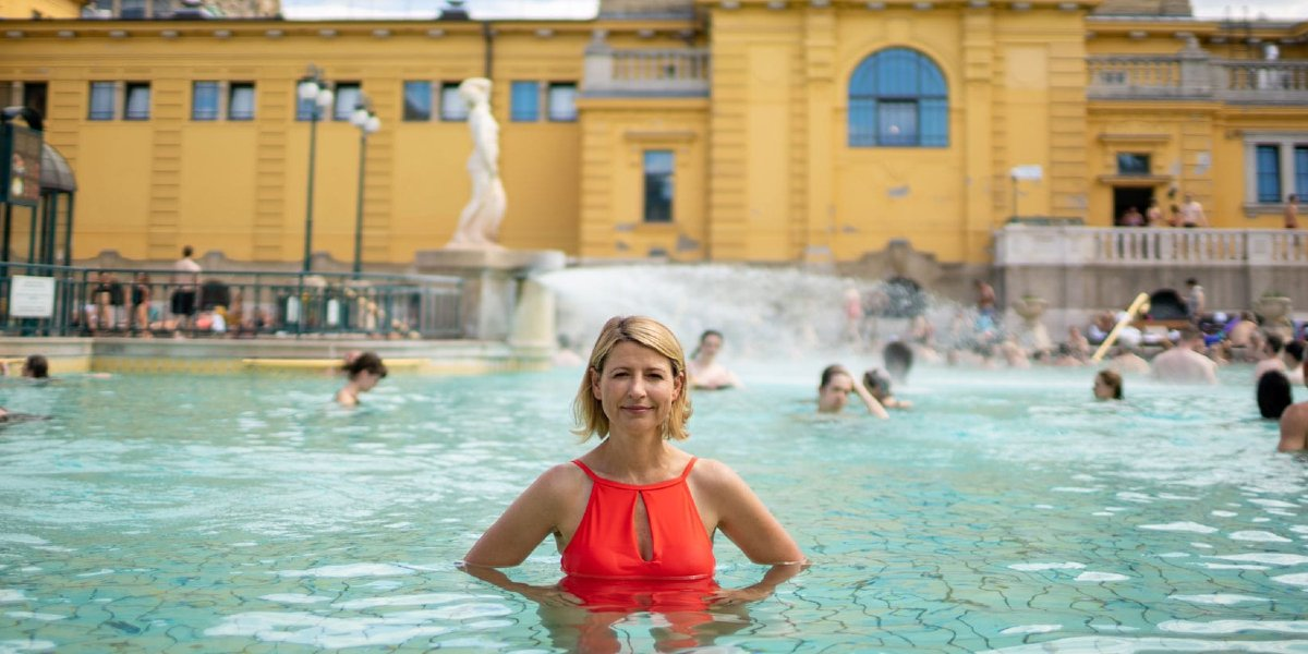 Samantha Brown on Samantha Brown's Places To Love
