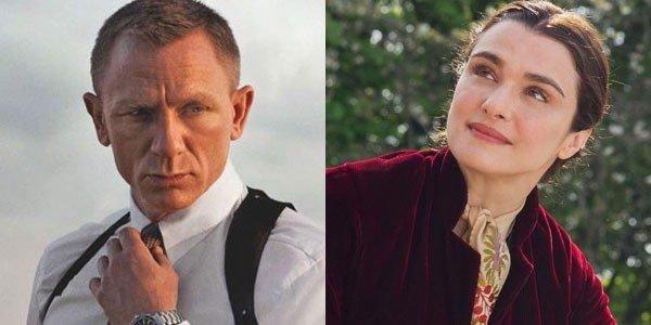 Daniel Craig Bond Rachel Weisz My Cousin Rachel