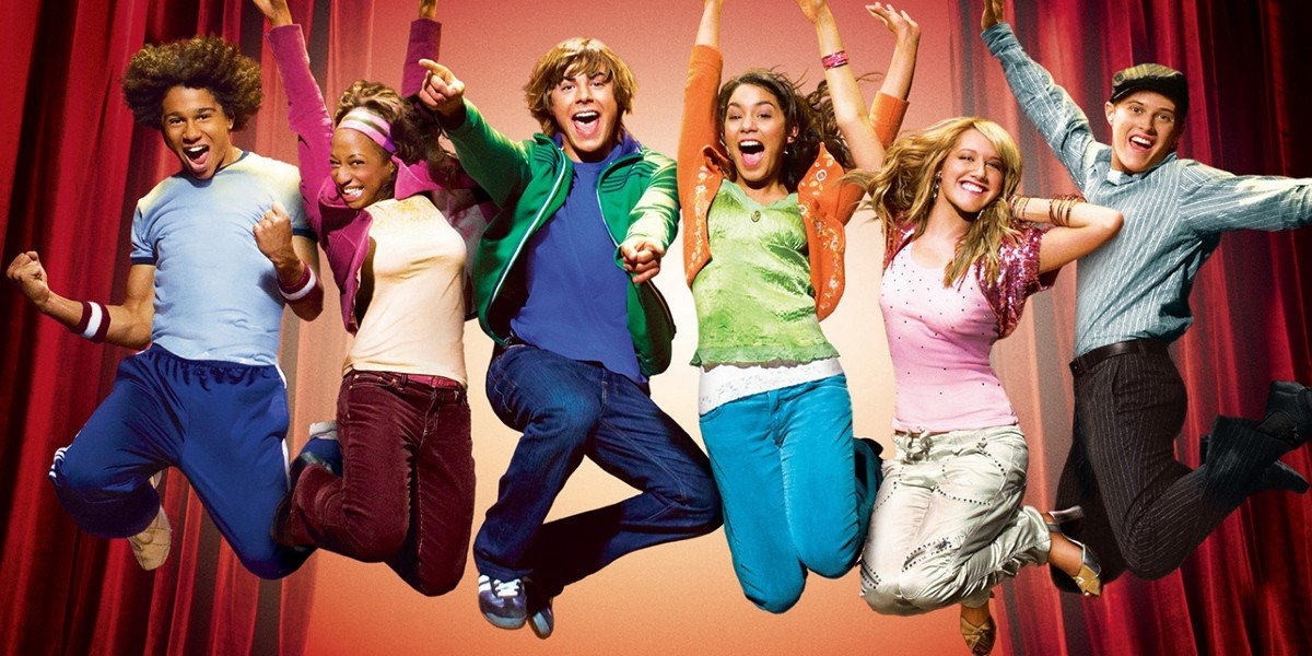 The High School Musical Poster