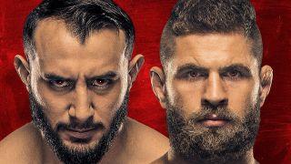 Reyes vs. Prochazka UFC Fight Night Promo splash