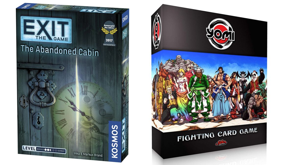 Board games for 2 players - the best buys for smaller groups