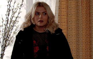 Has Bethany Platt realised Gary has been lying?