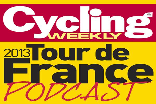CW Tour de France podcast logo