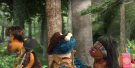 Sesame Street's Walking Dead Spoof Is Awesome, Check It Out