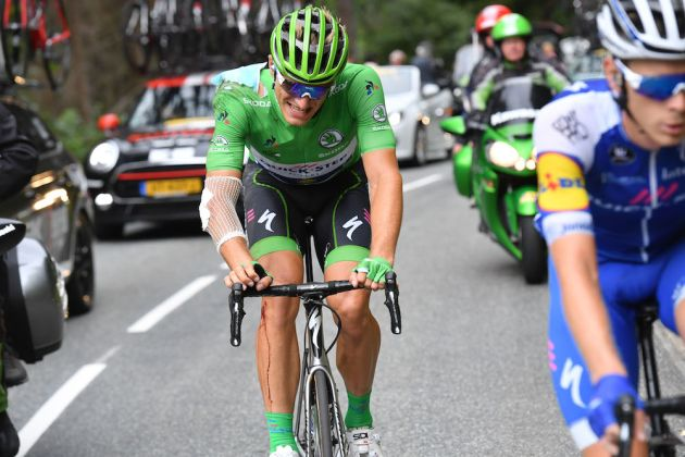 Marcel Kittel abandons Tour de France in green jersey