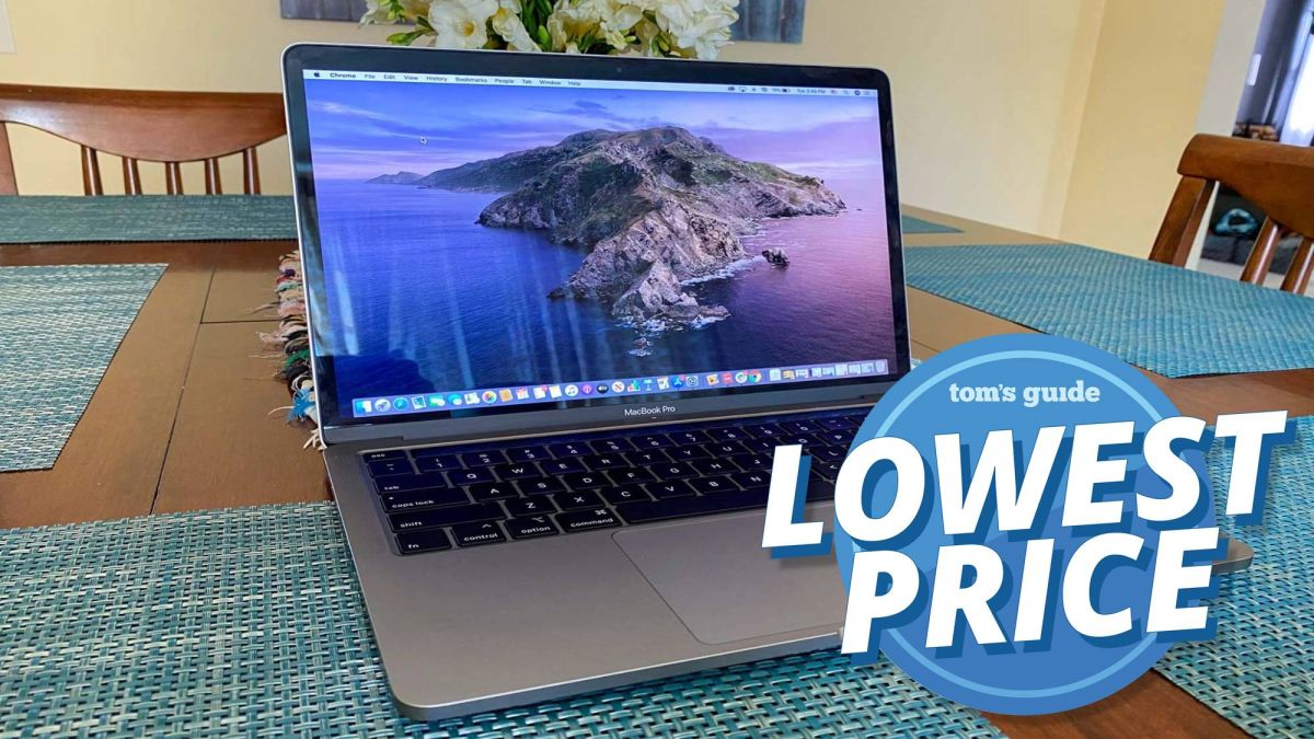 Hurry! MacBook Pro 2020 just hit its lowest price ever