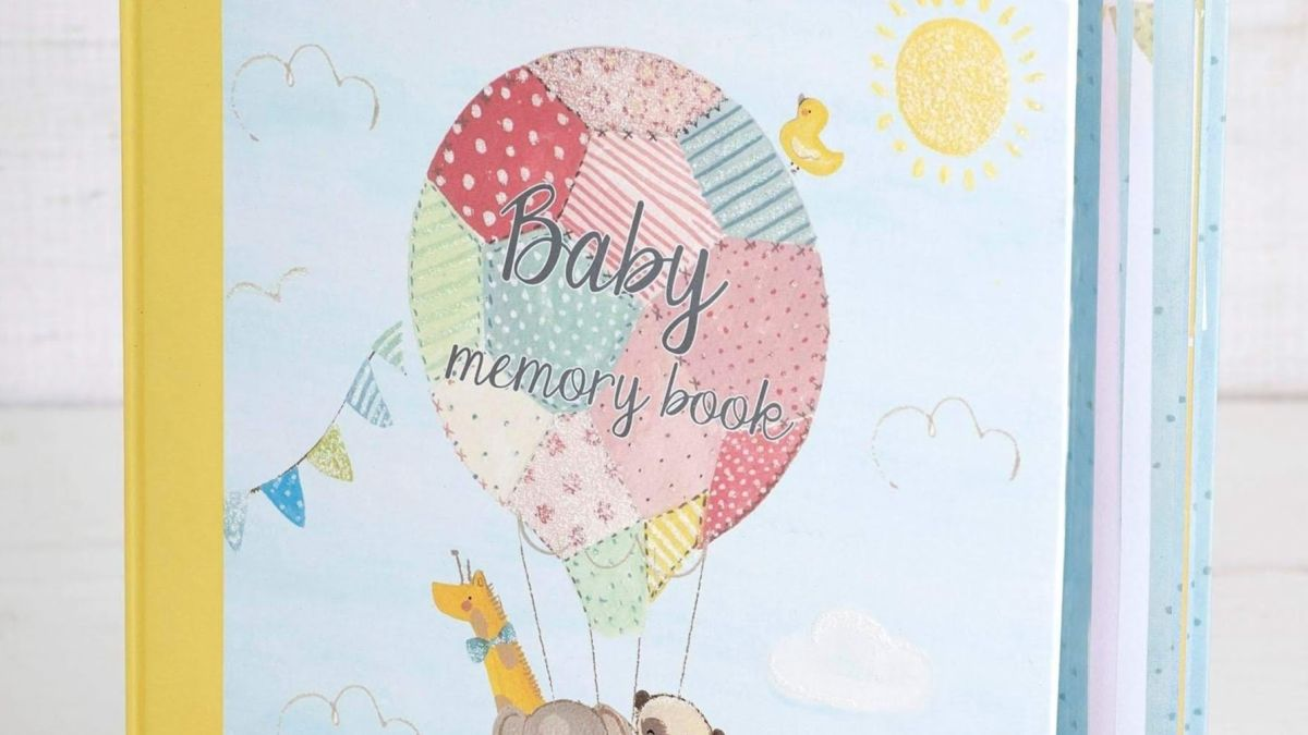 First Five Years of Memories and Milestones Carters Baby Boy Memory Book