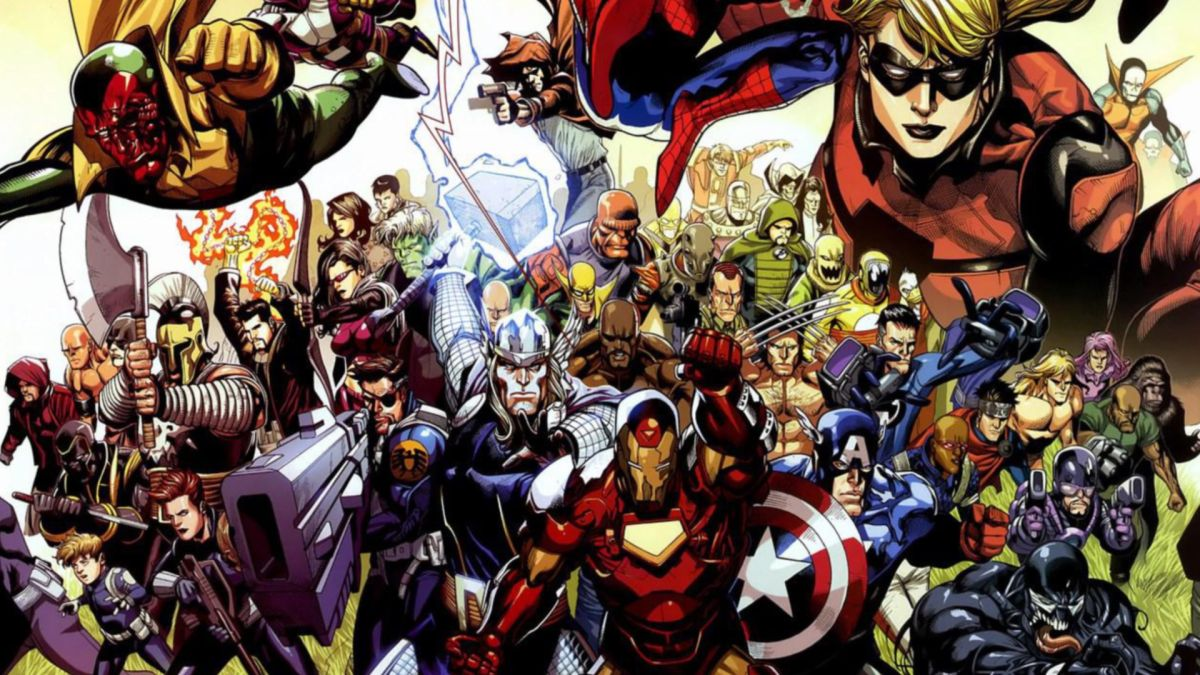 Marvel Yearbook: The best Marvel Comics character to debut each year - the '00s