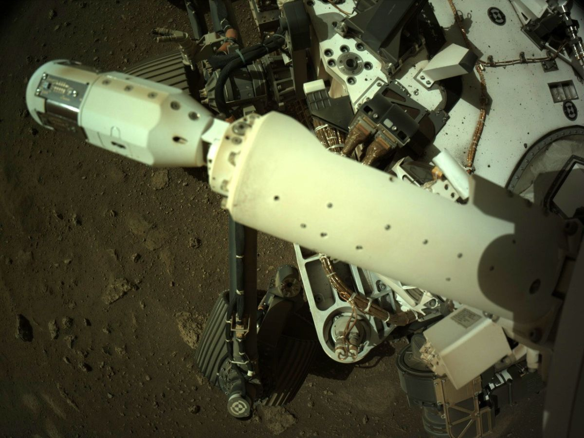 NASA's Perseverance rover deploys wind sensor on Mars