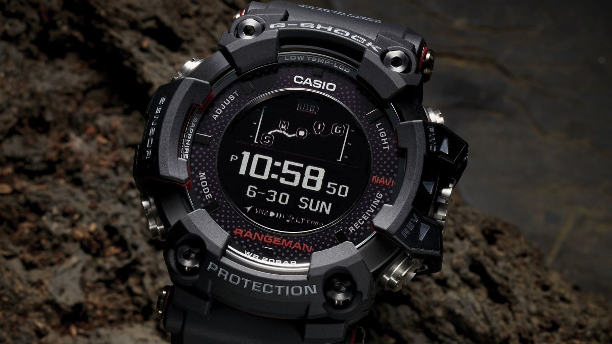 Casio Unveils An Explorer S Smartwatch With Gps That You