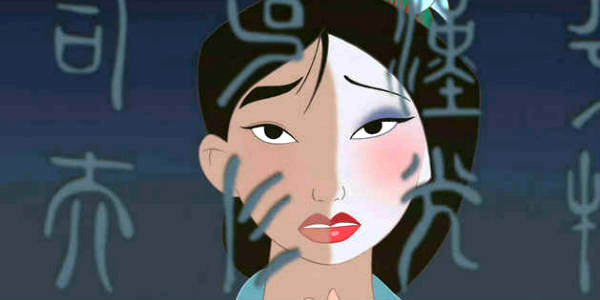 Disney Mulan Reflections