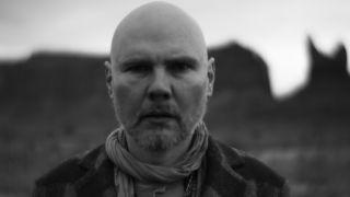 A press shot of Billy Corgan