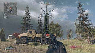 call of duty warzone the numbers event broadcast stations truck