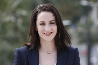 Scottish actress Morven Christie is known for her role in ITV drama The Bay.