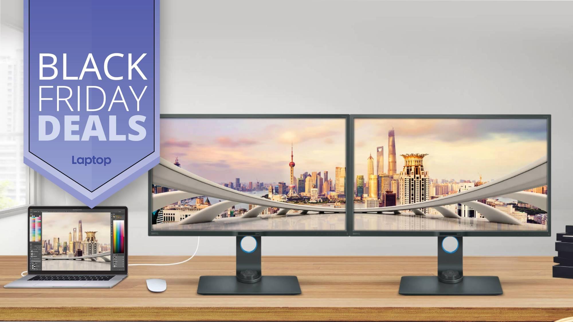 Best Black Friday Monitor Deals 2020 Laptop Mag