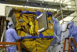 NASA Closes Florida Spaceport for Tropical Storm Fay