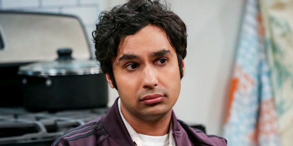 The Big Bang Theory's Kunal