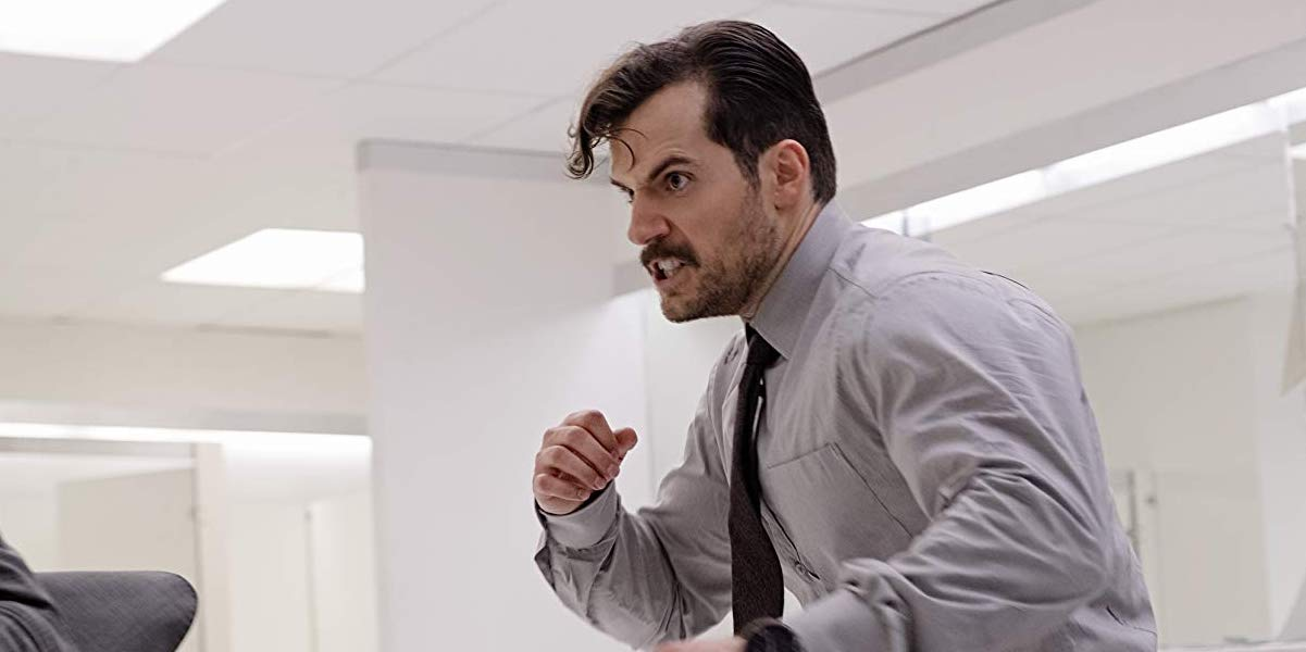 Henry Cavill in Mission: Impossible Fallout