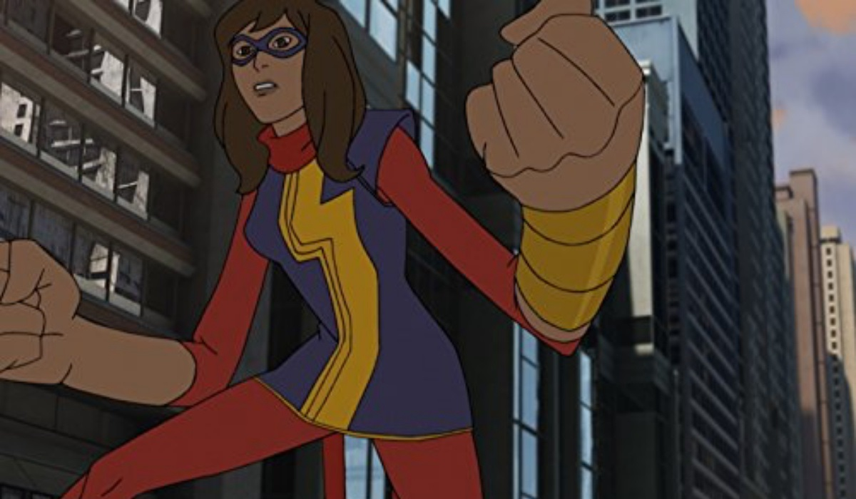 Kamala Khan Avengers Assemble