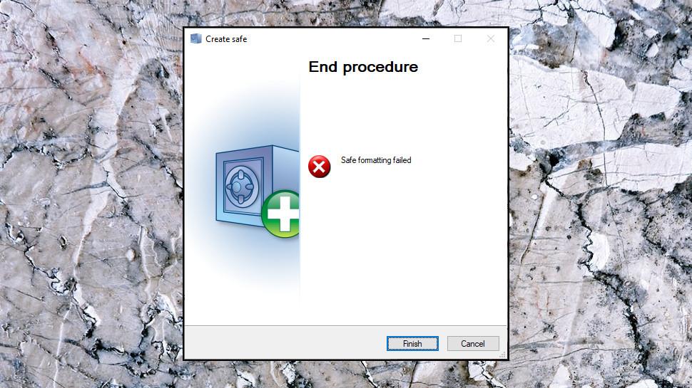 Encryption Fail