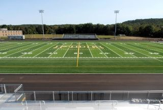 Ashly Power Amplifier Serves Athletic Field at FDR High School