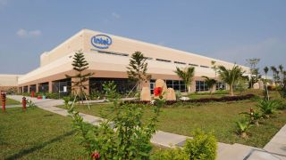 Intel Products Vietnam facility