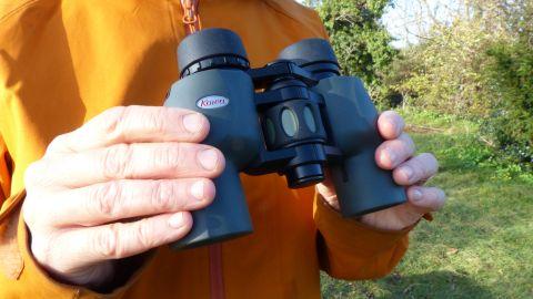 Kowa YF 8x30 binoculars