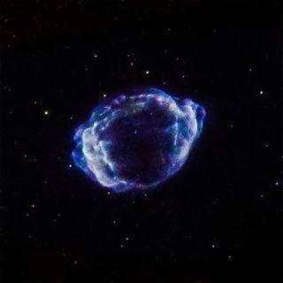 Supernova Remnant G1.9+0.3