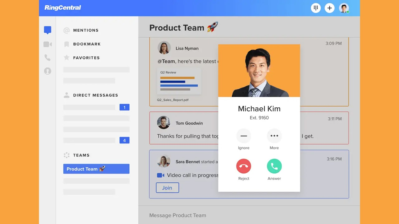 RingCentral Office review