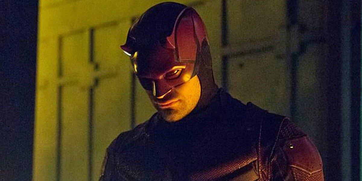 Charlie Cox as Matt Murdock/Daredevil on Daredevil
