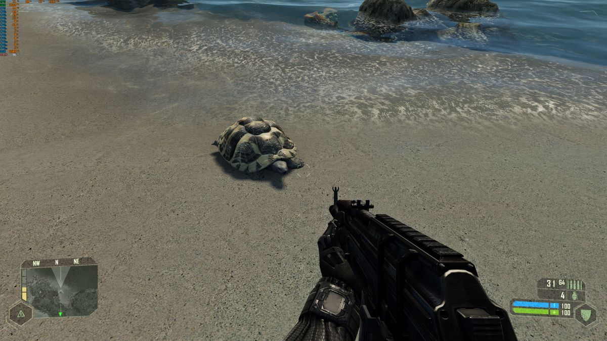 Why Crysis Remastered is needed, even if the original still looks so good