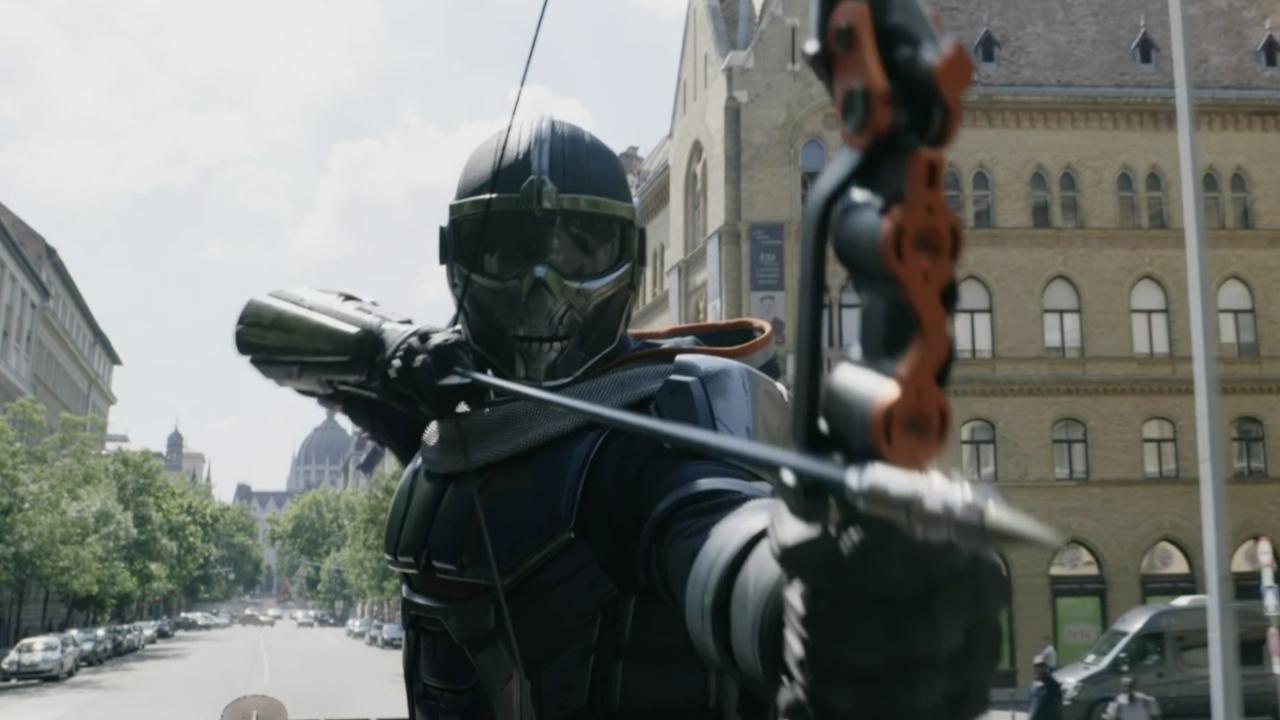 Is Taskmaster the key to keeping Black Widow in the MCU?   GamesRadar+