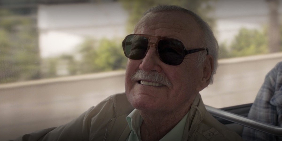 Stan Lee in Captain Marvel