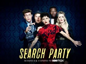 Search Party on HBO Max