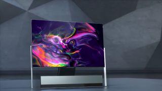 TCL X925 Mini LED TV panel